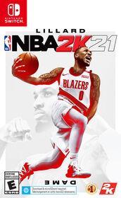 Nintendo Switch - NBA 2K21
