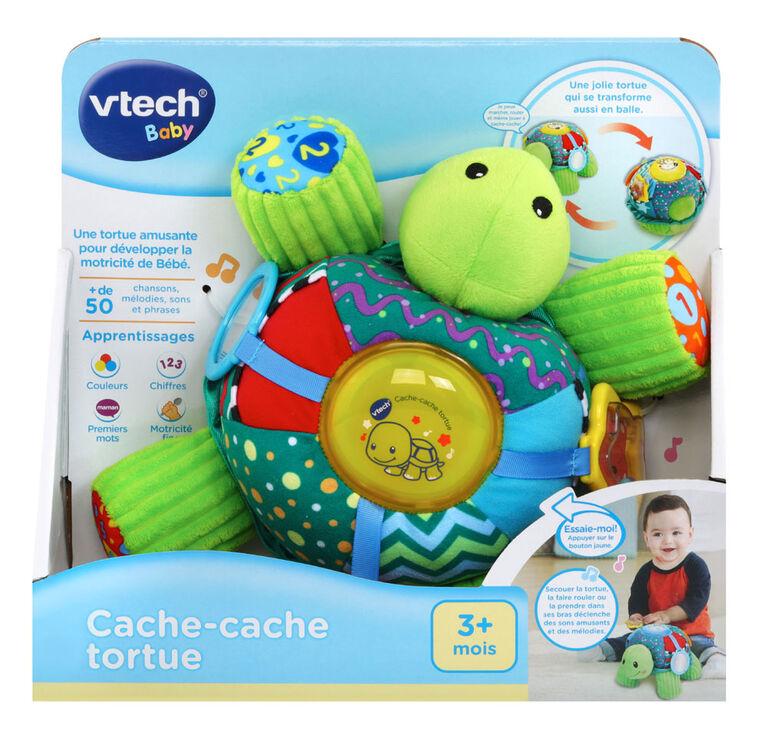 VTech Cache-cache tortue - Édition française