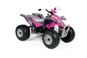 Peg-Perego Polaris Outlaw - Pink Power