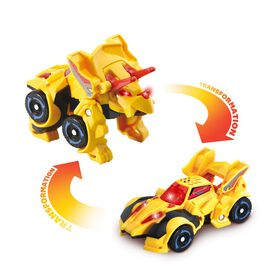 VTech Switch and Go Triceratops Racer - French Edition