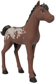 Spirit Untamed Brown Speckled Foal