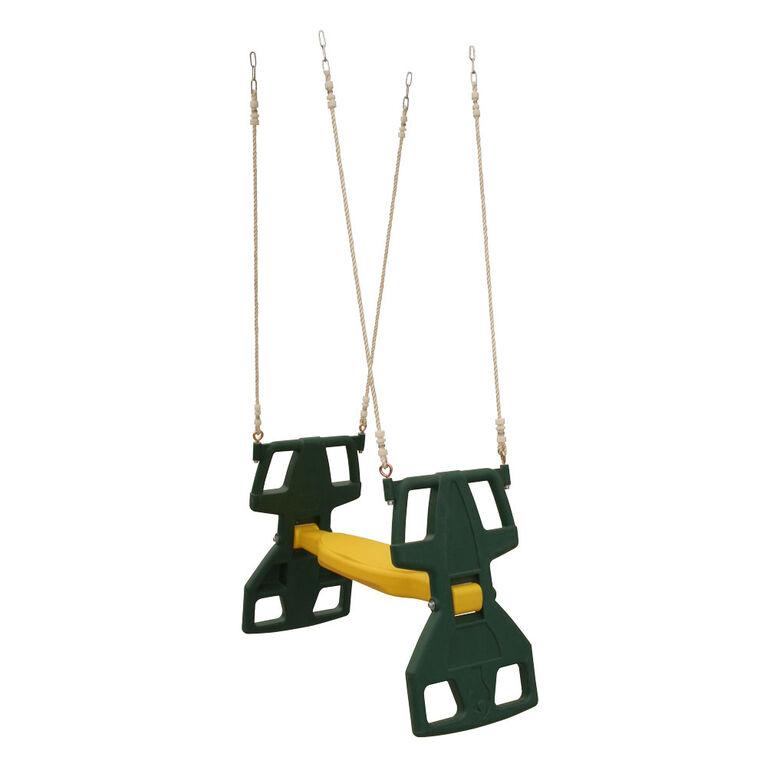 KidKraft - Gym Set Accessory - 2 Person Glider