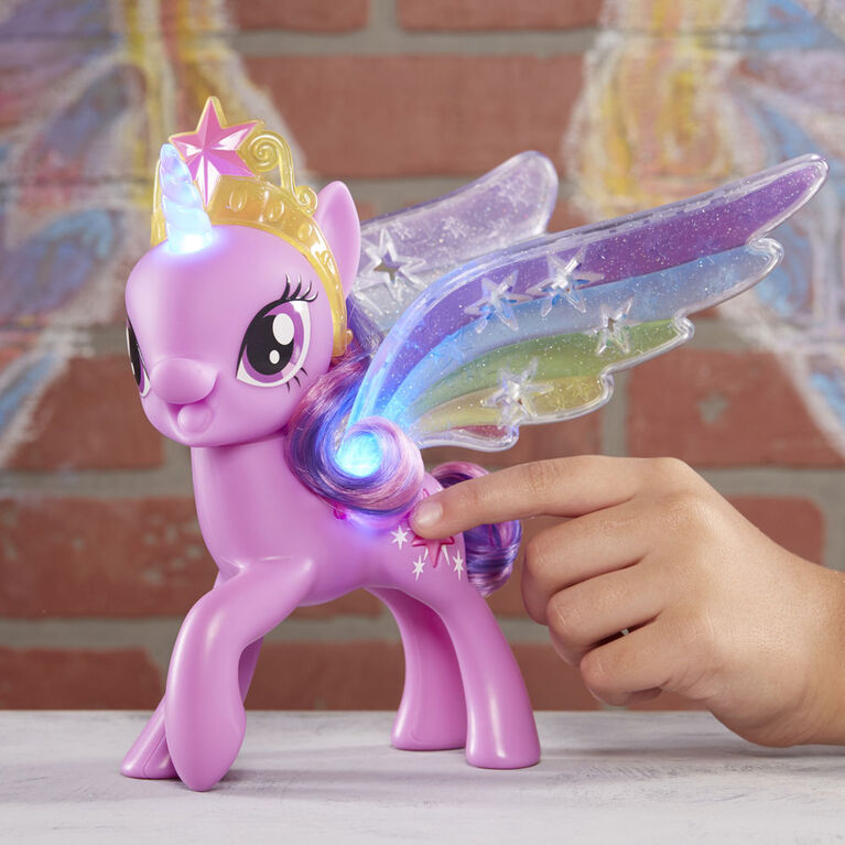 My Little Pony Rainbow Wings Twilight Sparkle - R Exclusive