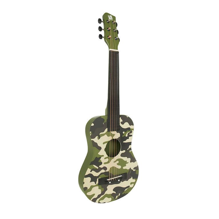 Concerto-Guitare Acoustique de 76 cm - Camouflage