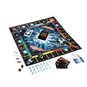 Hasbro Gaming - Jeu Monopoly Ultrabanque