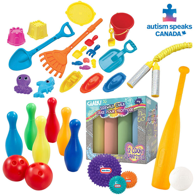 Outdoor Adventure Play Pack
