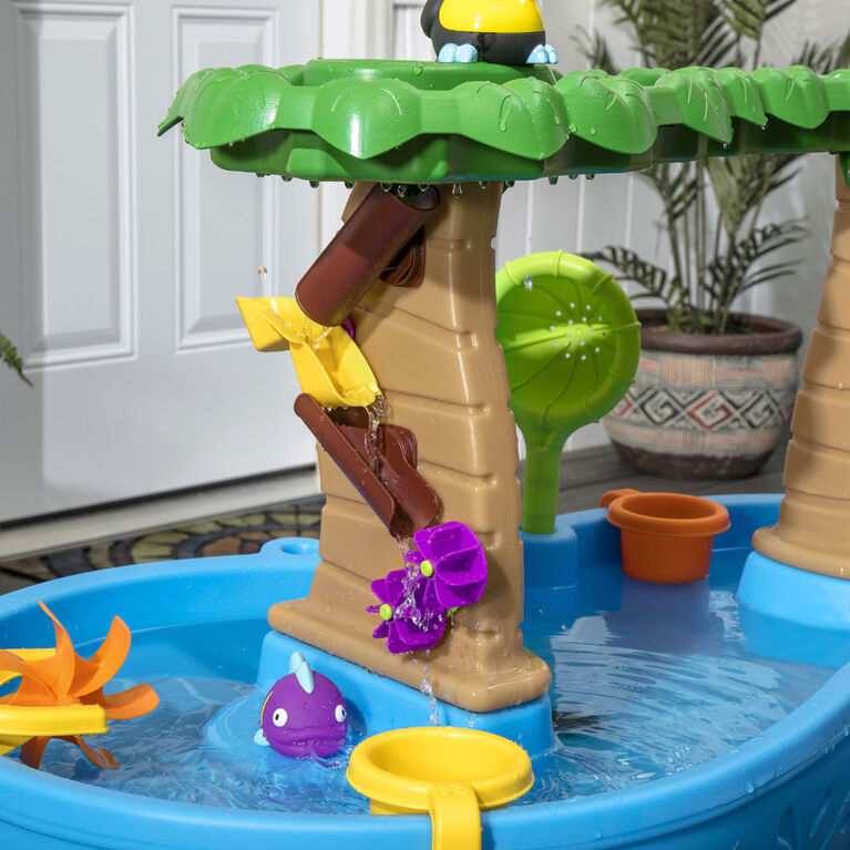 Step2 Table de jeux d'eau Tropical Rainforest