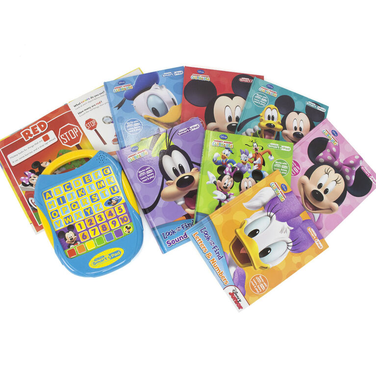 My First Smart Pad Mickey Mouse Clubhouse Box Set - English Edition