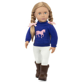 Our Generation, Montana Faye, 18-inch Equestrian Doll