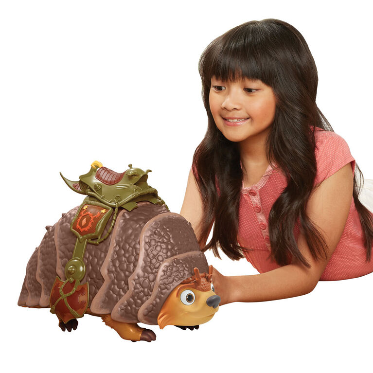 Disney's Raya and the Last Dragon - Feature Doll Sized Tuk Tuk Figure with 2-Part Doll Seat - R Exclusive