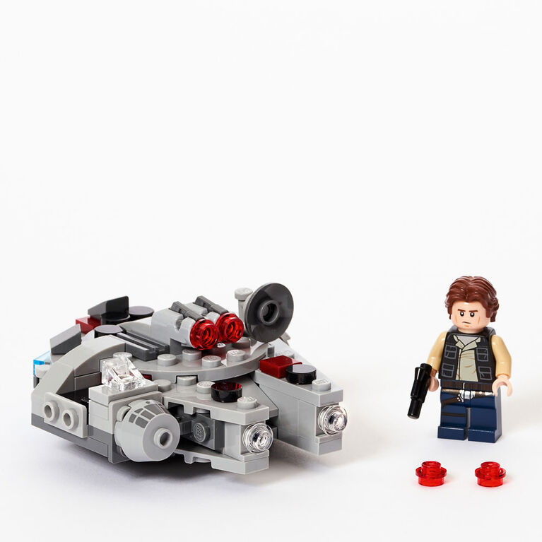 LEGO Star Wars Millennium Falcon Microfighter 75295