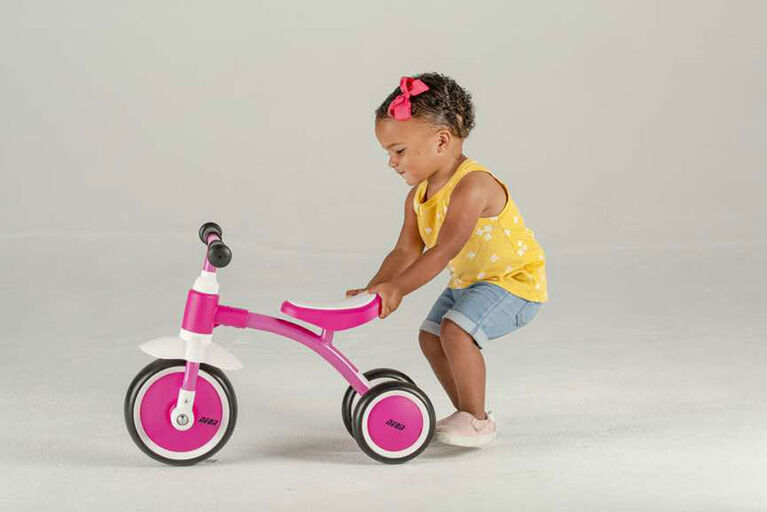 Tricycle Neon Rose