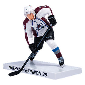 "NHL Figure 6"" - Nathan MacKinnon"