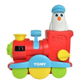Jouet pour le bain Bubble Blast Train de TOMY