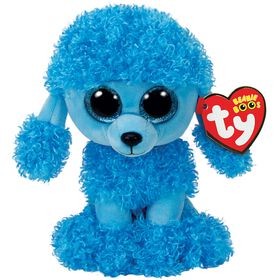 Ty - Mandy Blue Poodle Classic