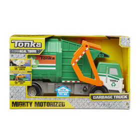 Tonka Mighty – Camion-benne motorisé.