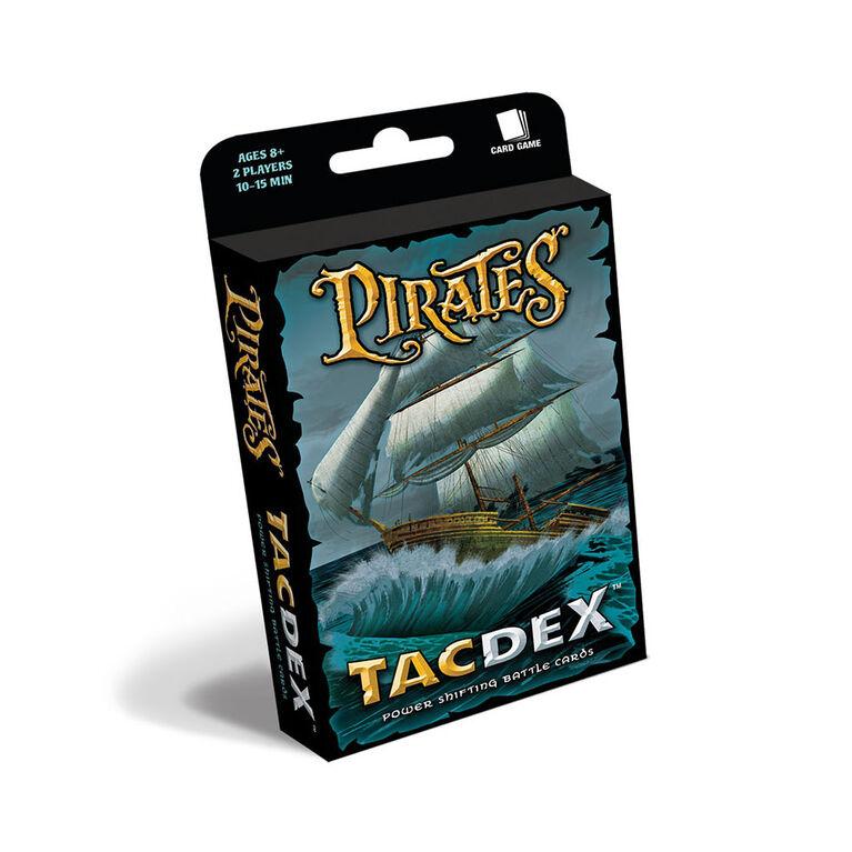 TacDex: Pirates Game