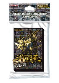 Pochettes de cartes Golden Duelist Yu-Gi-Oh!