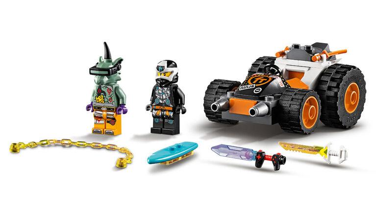 LEGO Ninjago Cole's Speeder Car 71706