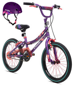 Avigo Paradise with Helmet - 18 inch Bike