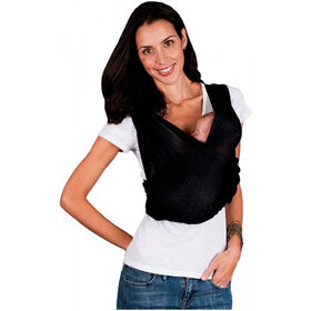 Baby K'Tan Breeze Baby Carrier - Black Small
