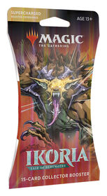 Magic The Gathering Ikoria:Lair Of Behemoths Collector Booster Sleeve