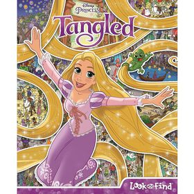 Disney Princess - Tangled Look and Find