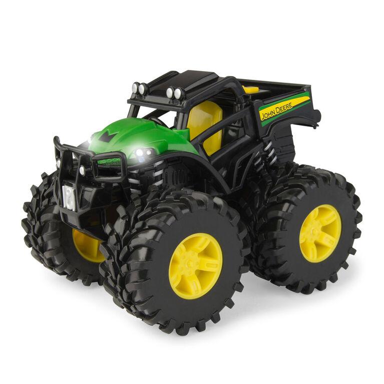 "John Deere 6"" Light N Sounds Vehicle 2 Pack"