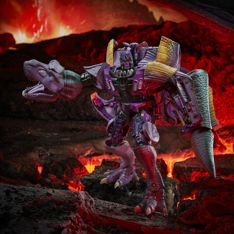 Transformers WFC-K10 Megatron (Beast) Action Figure
