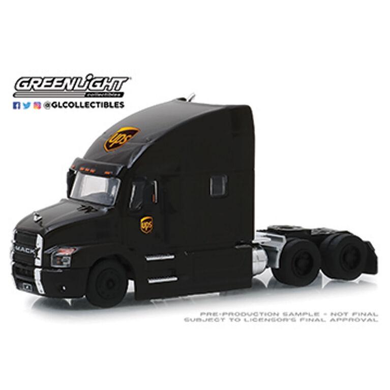 Trucks 7 Series - 2019Mack Anthem Highway Long Haul