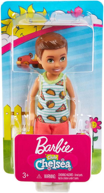 Barbie Club Chelsea Boy Doll - Brunette