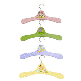 Fantasy Fields - Magic Garden Set of 4 Hangers
