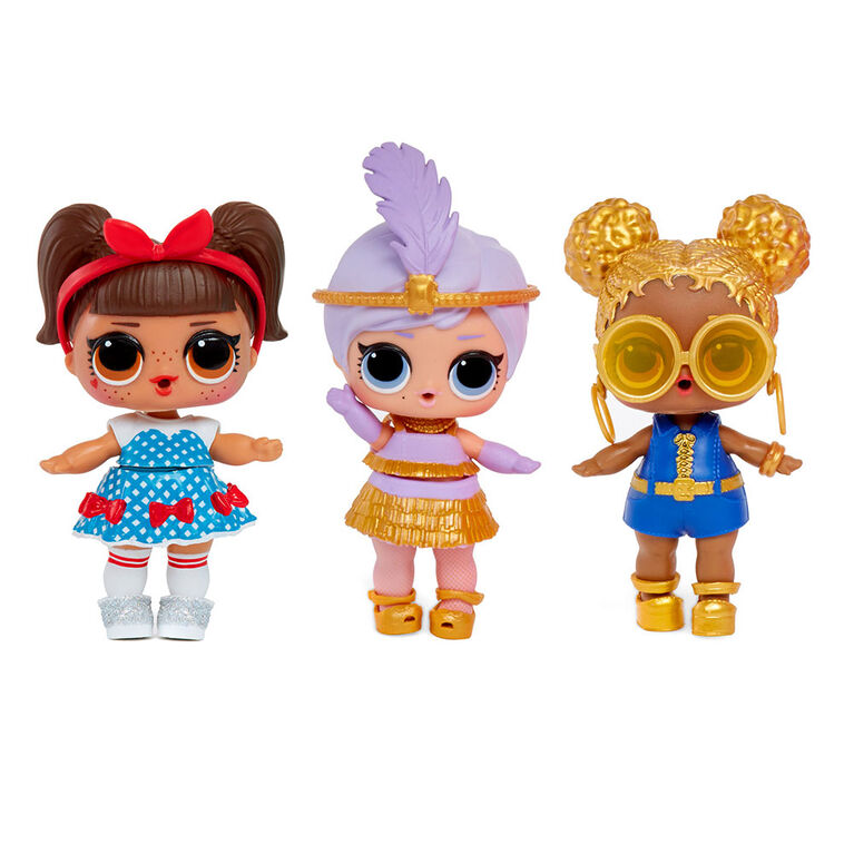 L.O.L. Surprise! Confetti Present Surprise - Re-released Doll with 15 Surprises