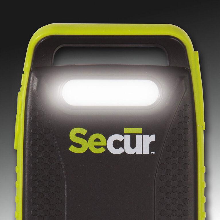 Secur Solar 10,000 mAh Powerbank