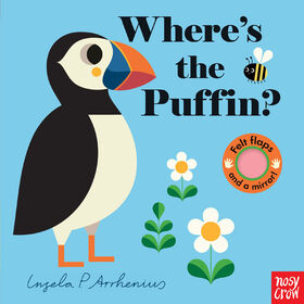 Where's the Puffin? - Édition anglaise
