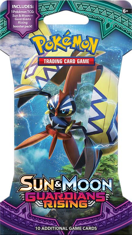Pokemon Guardians Rising Blister Pack