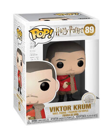 Figurine en Vinyle Viktor Krum par Funko POP! Harry Potter