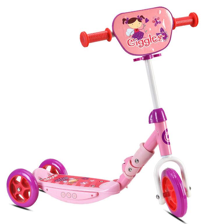 Avigo - 3 Wheel Scooter - Giggles