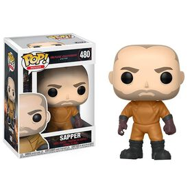 Funko POP! Movies: Blade Runner 2049 - Sapper Vinyl Figure