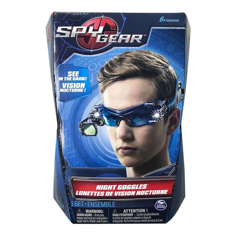 Spy Gear - Lunettes de vision nocturne