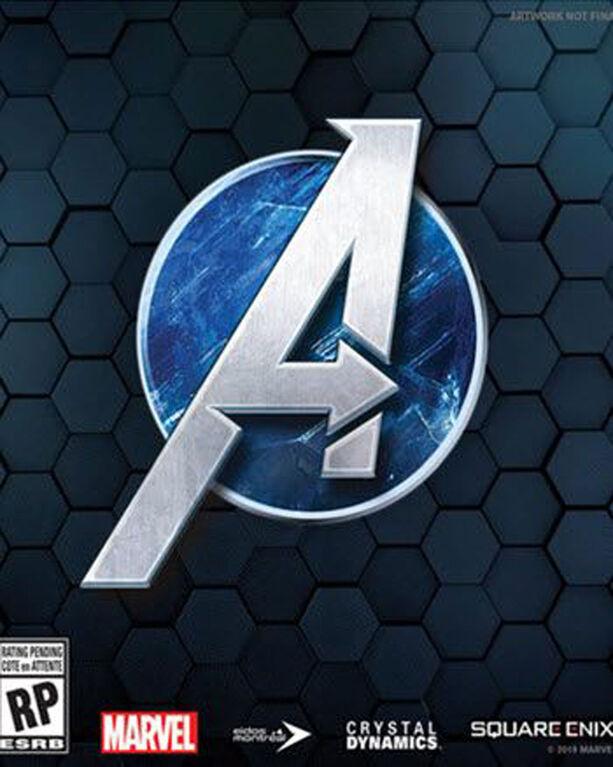 Xbox One Marvels Avengers