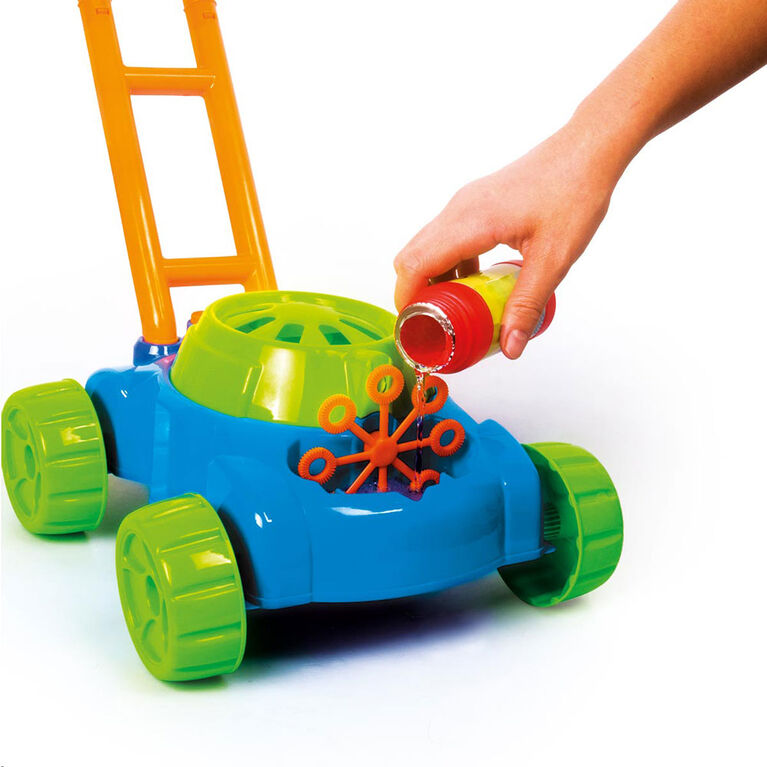 Out and About Bubble Lawn Mower - R Exclusive - English Edition