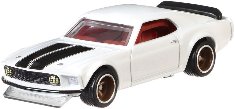 Hot Wheels Ford Mustang Boss 302 Vehicle