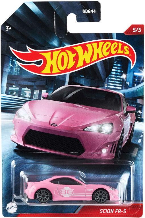 Hot Wheels Scion FR-S