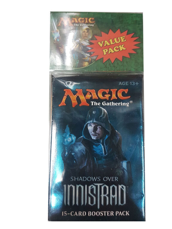 Magic the Gathering Value Clamshell