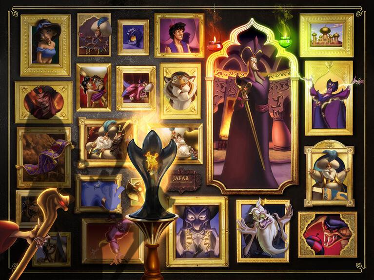 Ravensburger: Villainous  Jafar casse-tête 1000 pc