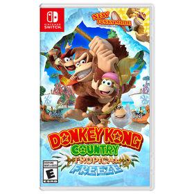 Nintendo Switch - Donkey Kong Country: Tropical Freeze