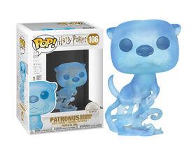 Figurine en Vinyle Patronus Hermione par Funko POP! Harry Potter