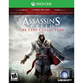 Xbox One - Assassins Creed: The Ezio Collection