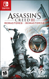 Nintendo Switch - Assassin's Creed III Remastered